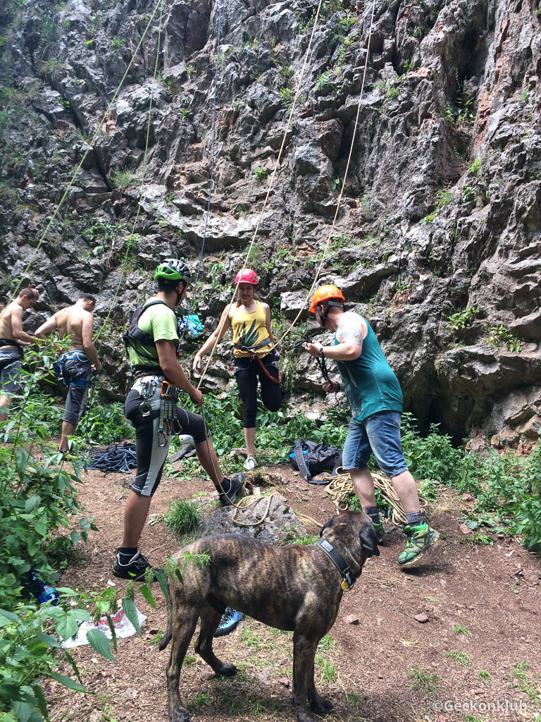 zážitkové lezenie 06