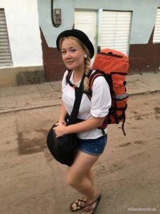 turistka