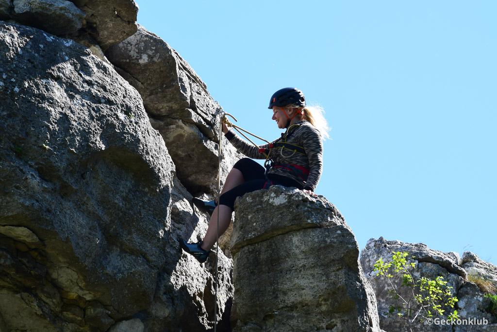 Zážitkové lezenie 03
