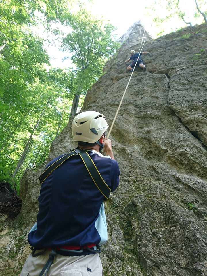 zážitkové lezenie 05